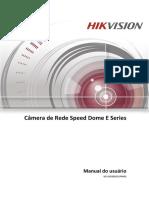 Manual HIK Speed Dome IP