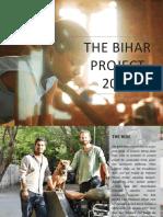 Bihar Project Report (NGO Version)