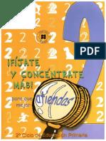 Álvarez Pérez. Fijate y Concentrate Mas 2