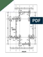 9.2---Modulo Cocina Comedor t1 - Plano Estructuras