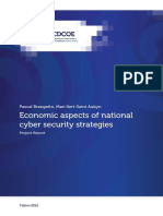 Economics of Cybersecurity