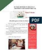 CHECKLIST PARA REVISAR TU RELATO O NOVELA.pdf