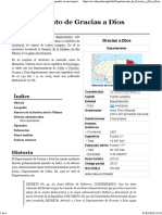 Departamento de Gracias a Dios (Honduras) - Wikipedia, La Enciclopedia Libre-1
