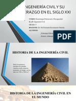 Ingeniería Civil y Su Liderazgo en El Siglo Xxi