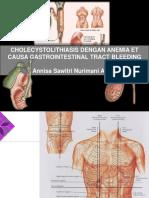 BST 4 Cholecystolithiasis Dengan Anemia Ec Gi Tract Bleeding