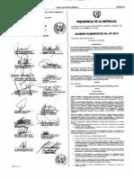 Acuerdo Gubernativo 87-2012