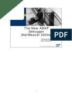 The New ABAP Debugger.pdf