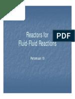 Fluid Fluid Reactors (1)