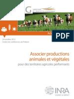 Associer Productions Animales Et Végétale