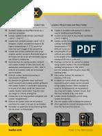 Leadax Application Guide