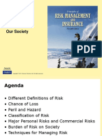 INSURANCE_Lecture 1-Risk in Our Society-M01_REJDA