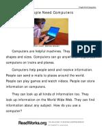 410 People Need Computers