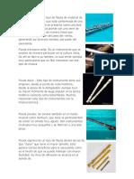 Tipos de Flautas Concepto e Imagen