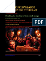 Halloween and Witchcraft.2docx