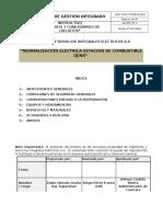 10.IT-SGI-OC-47358-00-010 Cableado y Conexionado de Circuito Rev. 0