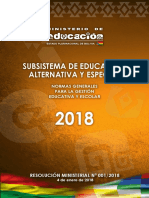 Rm 001 2018 Alternativa
