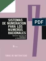 7Sistemas de Numeración Para Los Números Racionales.trillas.1967.