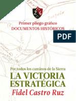 La Victoria Estratégica - Pliego 1 - Documentos Historicos l