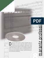 catálogo marantz