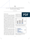 Chapter 26 Cervical Cancer Prevention and Treatment in Low-Resource Settings