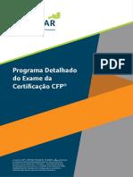 Program a Detal Ha Do Exam Ec Fp