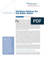 Maritime Defense for the Baltic States