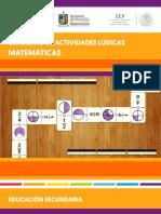 Cuaderno de Actividades Lúdicas de Matemáticas