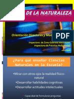 Jornada Orientación- C. Naturales Mattiauda- Russo