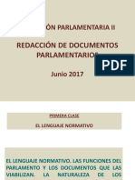 001 Curso de Redacción Para Técnicos Parlamentarios-ppt