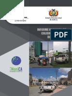 Informe De Calidad Del Aire De Bolivia 2015