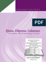 Estudos Efésio Spanish