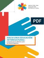 Guía Hacia Una Educación Intercultural