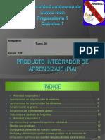 Producto Integrador de Aprendizaje PIA