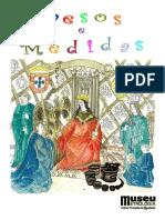 Livro - Historia Dos Pesos e Medidas Em Portugal