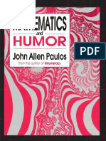 Paulos J.a. Mathematics and Humor.. a Study of the Logic of Humor