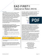 182917-1 - Human Collaborative Robot (HC10) – READ FIRST.pdf
