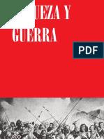 Riqueza y Guerra Mapuche