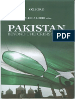 Maleeha Lodhi Ed. Pakistan Beyond Crisis State 2011