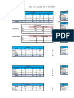 Base de Datos Linea Base 2017 II Cuatri. Comparativo