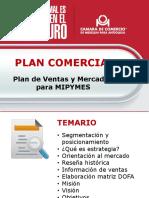 Plan Comercial Ventas y Mercadeo Abril 2014