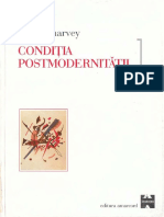 Harvey - Conditia Postmodernitatii