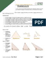 Resolucion de Triangulos