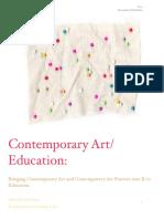 destefano contemporary art-education  1