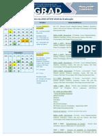 Calendário Unifesp