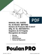 Poulan 13,5  - 15,5 -  18,5hp - Recolhedor QCT342x00.pdf