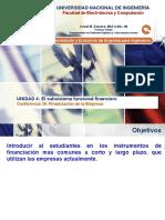 Lecture 30 - Fuentes de Financiación de La Empresa.