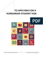 guide for applying hungarian Student visa.pdf