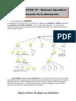 2 Ejercicio Organizacion de La Informacion