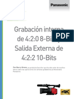 Barry Green_vol4_Internal Recording and 422 10bit (Español)