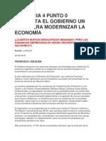 Industria 4 punto 0 presenta el Gobierno un plan para modernizar la economía.docx